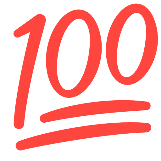 100 icon