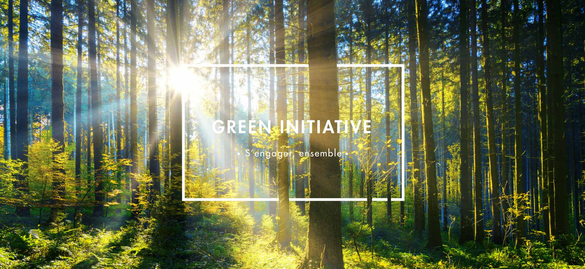 Green initiative asap