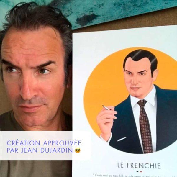 Affiche ASAP Jean Dujardin